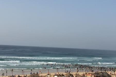 Appt luxueux 150m2 bord de la plage - Dakar - Apartment