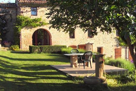 Casale delle Ginestre - Il camino - Talo