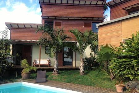 Villa Carambole:) La chambre demoiselle - Lakás