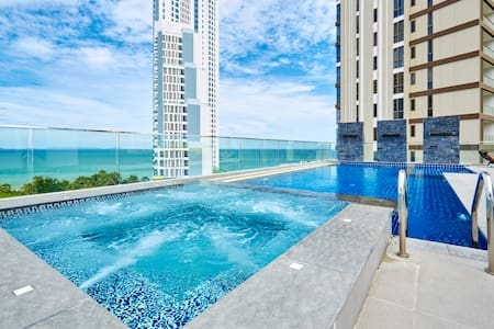 Serenity,Wang Aamat Beach,Studio#217 - Apartment
