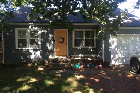 Cozy 1BD close to OK State Campus - House