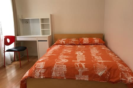 Double room in new house, only 10min to Melb CBD - Brunswick - Maison de ville