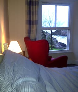 Seaview Cottage within Tenby Walls - Tenby - Rumah