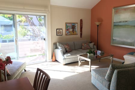 Just North of San Francisco-Calm Condo near town - 拉克斯珀(Larkspur)