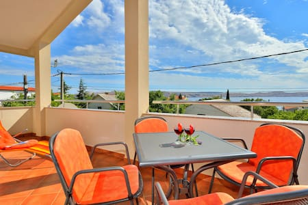 Lovely apartment 1 minute away from beach - Appartement