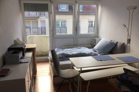 Wohnung in Laufnähe zur Innenstadt - München
