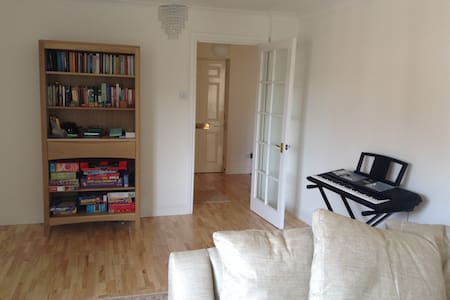 Pretty two-bedroom flat near Newcastle airport - Ponteland - Appartement