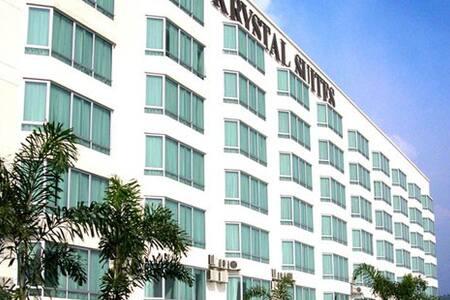 The Krystal Suites Penang - Wohnung