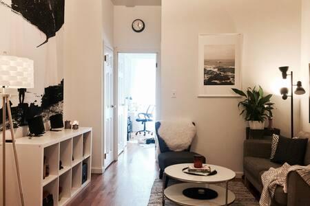Spacious 1-Bedroom Apartment - 纽约