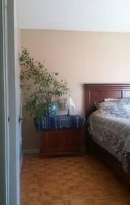 Quiet gardenview room - Bed & Breakfast