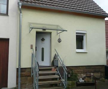 Wohnung Müller - Casa adossada