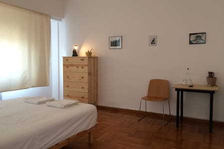 Big White Room - Athina - Appartement