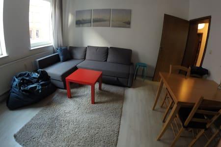 Gästezimmer zur KiWo 2016 - Appartement