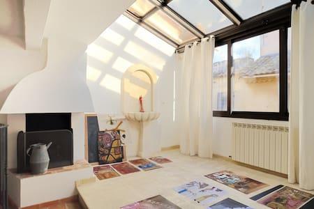 """""""Un coin du monde"""", maison de ville - Aix-en-Provence"""