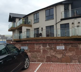 Apartment overlooking Marina in Arbroath - Apartment