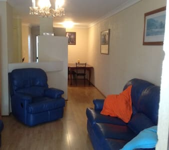 2 bedroom apartment close to parks and Swan river - South Perth - Casa