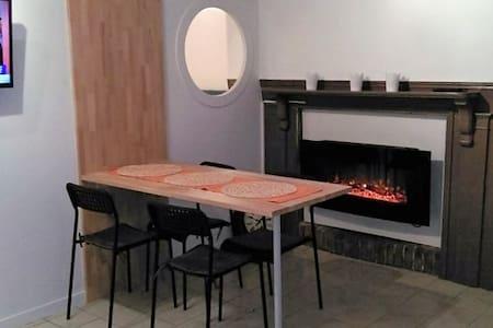 Appartement 25m² centre historique English/Espagno - Rennes - Apartment