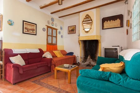 Townhouse with wifi for the family - Pinet