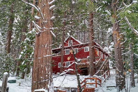 Cabin for Best Bang for Your Buck, sleeps 9 - Arnold