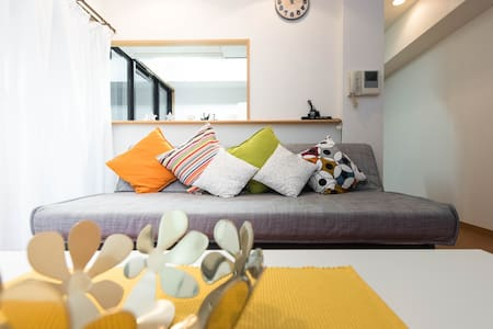 Dotonbori/Shinsaibashi easy access/ great location - Wohnung