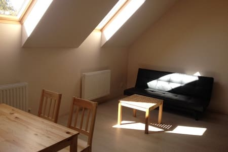 New flat closed to centre with free parking place - Apartment