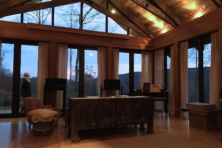 Oak Hill House - Amenia - Casa