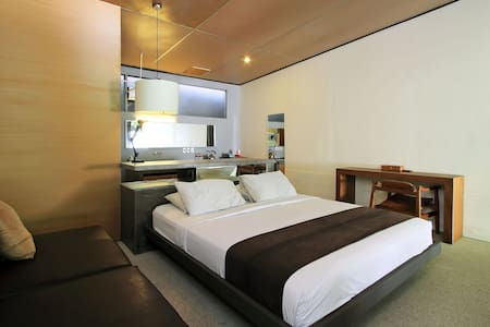 Stylish Seminyak Studio 1 - Kuta - Apartment