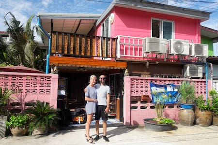 Ban Kru Ae Homestay(1 free tour!  offer!) - Huis