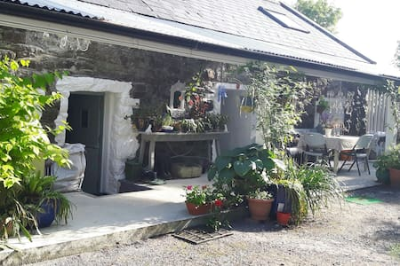 Cottage Kille Abbey rural retreat - Srub