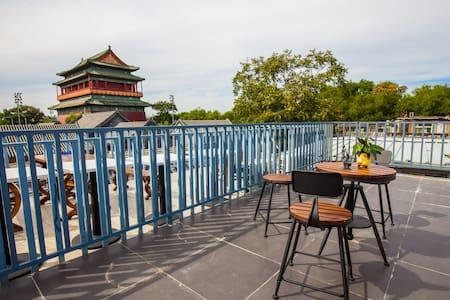 《寒舍》^隐于市/^^\不赶路~近地铁可散步去南锣鼓巷/后海酒吧 - Peking