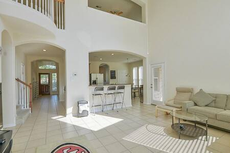 Entire 4 bedroom House by IAH airport Lake Houston - Maison