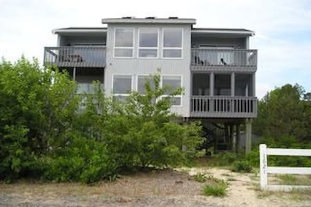 Beach House w/ Gorgeous Water Views - Milton - Ev