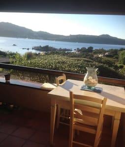 Trilocale vista mare Punta Marana - Marinella - Apartment