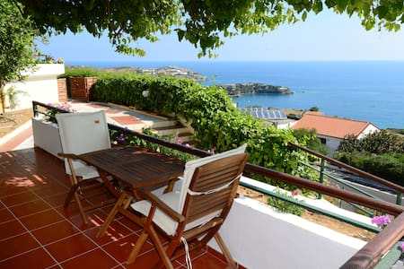 Superior Apart. Panoramic Sea View - Agia Pelagia