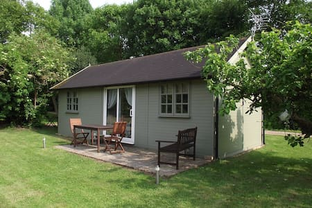 The Studio, Rooks End - Stanway - Kabin