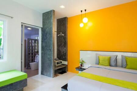 Cool Room in Ao Nang - Wohnung
