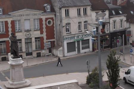 Appartement place centrale Villers-Cotterêts - Villers-Cotterêts - Flat