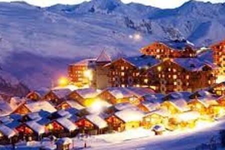 Apartamento a 100 m pista de esquí - Apartment