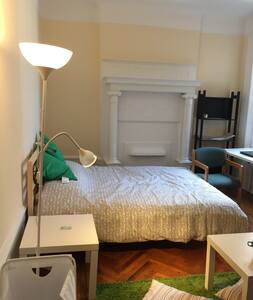 Rent out my own room during Christmas. It's right next to Columbia University on UWS of Manhattan. 1min walk to the beautiful campus, 3min walk to subway. A peaceful and convenient neighborhood, best for your visit to NYC.