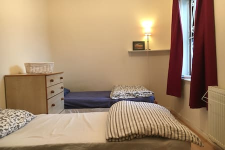 A Double Single Room In Liverpool. - Talo