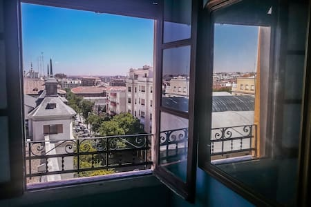 Lovely Flat (& views) in Madrid Center! - Madrid - Apartment