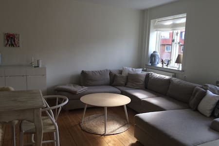Lækker central lejlighed i Aarhus - Appartement