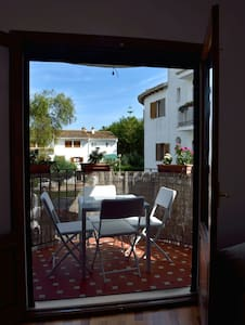 Terrace a 100m del mar y15 min de valencia+parking - Apartment