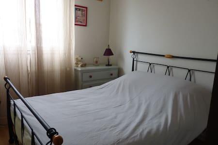 Belle Chambre individuelle WIFI et TV - Apartamento