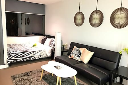 The Gallery studio in Melbourne CBD - Melbourne - Apartment