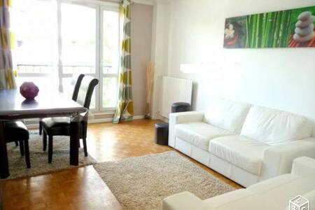 Logement confortable et spacieux a 8 km de paris - Noisy-le-Sec