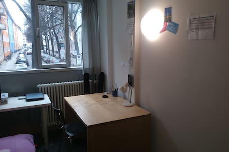 Private Room in the City Center - Munich - Appartement
