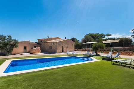 Traditional country finca with a modern twist - Sencelles - Villa