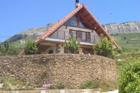 Selva de Irati. Casa Mendurrua - Chalet