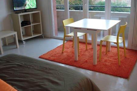 Studio neuf bord de meuse résidence - Charleville-Mézières - Apartament